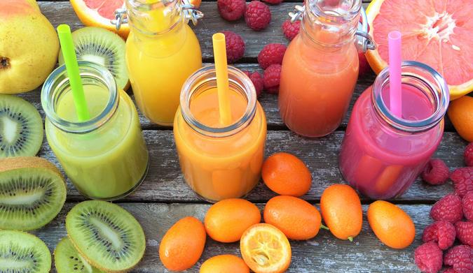 Smoothies… Χρώμα, γεύση και φαντασία!