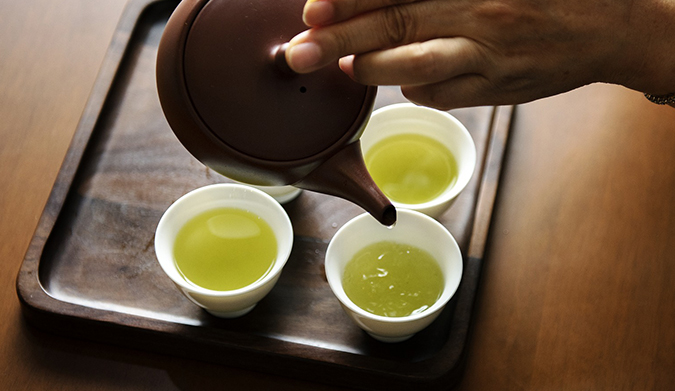 Επιλέγουμε το πράσινο τσάι για να χάσουμε βάρος!