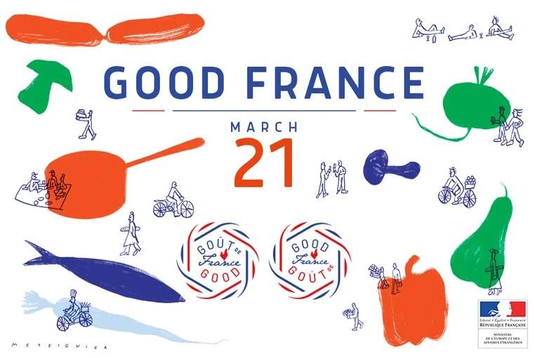 «GOUT DE FRANCE – GOOD FRANCE 2019»