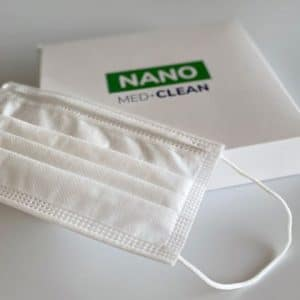 Nano. Med Clean 10-pack