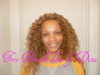 what type of hair is used for tree braids what type of ...