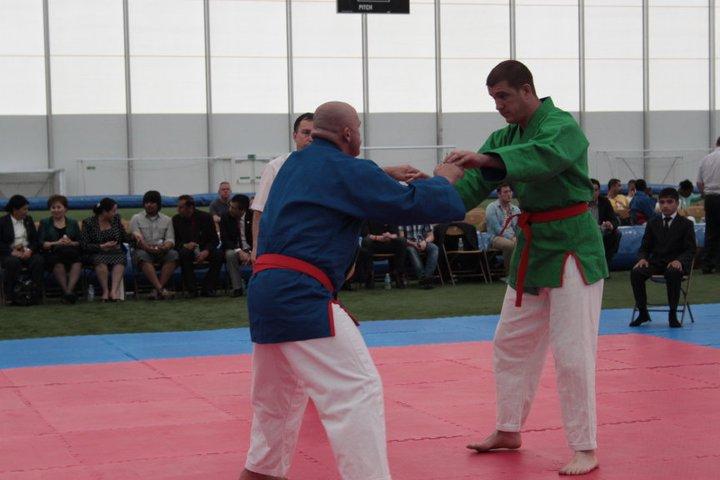 London hosts the biggest Uzbek Kurash tournament (5/6)