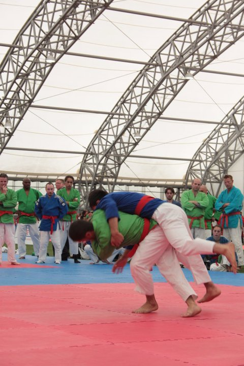 London hosts the biggest Uzbek Kurash tournament (2/6)