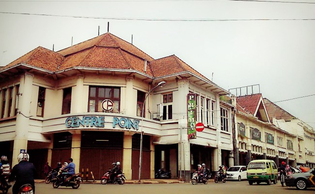 Bandung Old City Still Remembered Pieces Of Short Stories