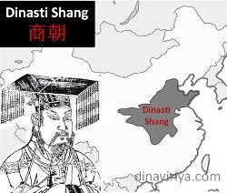 Dinasti Shang dalam Sejarah China