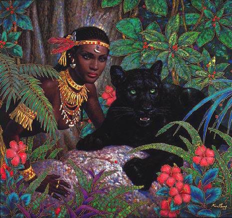 big-cat-artwork-panther