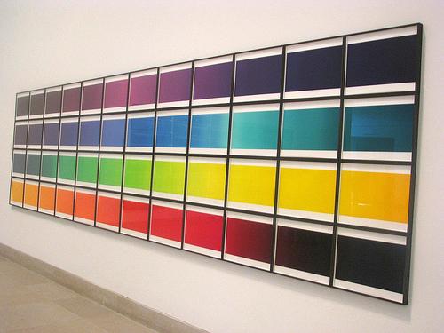 color-spectrum-series-by-olafur-eliasson
