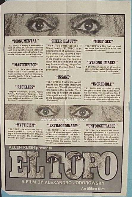 el-topo-poster-press-sheet