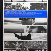 LA JETÉE (1962) Japanese Poster