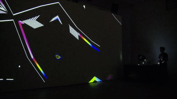 Max-Hattler-HATTLERIZER-2.0 Audio Visual performance, 2013