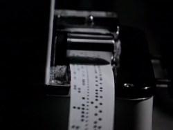 2. Punched Tape - Kurenniemi