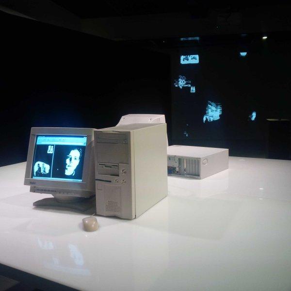 Olia Liaina's MBCBFTW exhibition