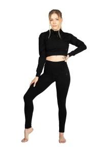 Dincwear Pro Black Leggings