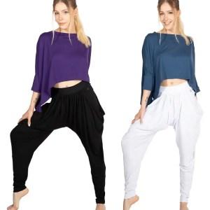 Dincwear Pro Harems With Hidden Shorts