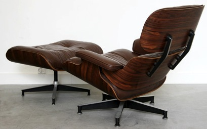 Eames Chair Mit Polster Top Eames Miller Palisander Er With Eames Chair Mit Polster Trendy Fr