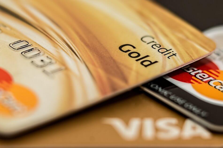 foto kartu kredit visa mastercard credit gold