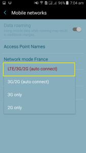 cara mengubah dari sinyal 3g ke 4g