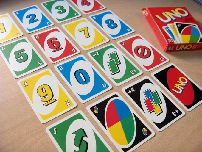 jenis kartu uno lengkap biasa dan aksi cara bermain