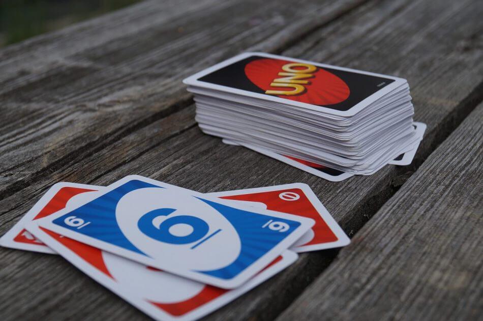 Spielanleitung Uno