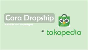Read more about the article Cara Mudah dan Cepat Dropship di Tokopedia Lewat Handphone, Gak Pake Ribet!