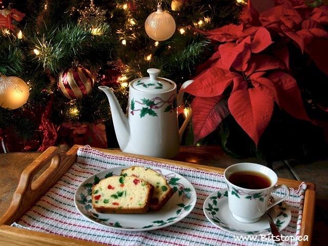 5 good reasons to drink Christmas Tea
