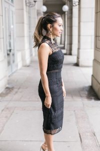 Carley dress from Belle de Soir collection at Ever New
