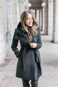 Ever New Gabriella wrap coat