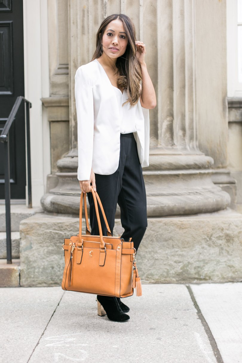 Satchel bag from Poppy & Peonies