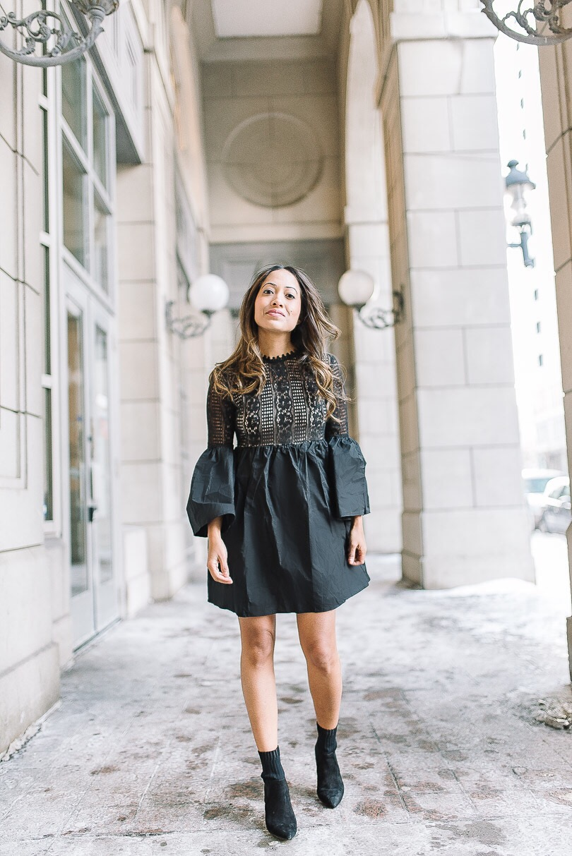 Endless rose dress from Shopbop
