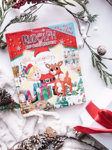 Rudolph Christmas classic book from Coles