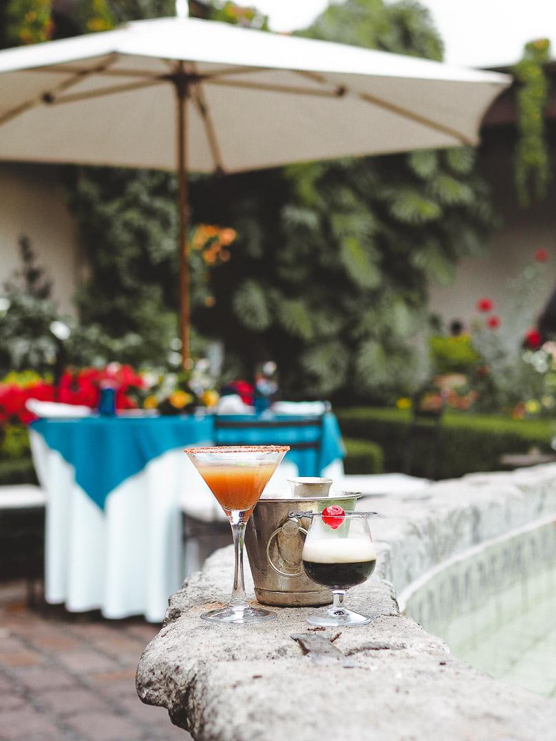 San Angel Inn in Mexico City