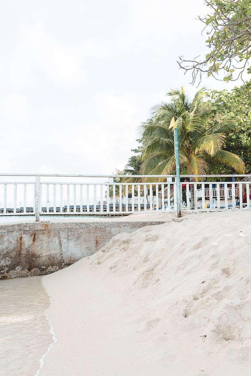 Beautiful scenery in Montego Bay, Jamaica