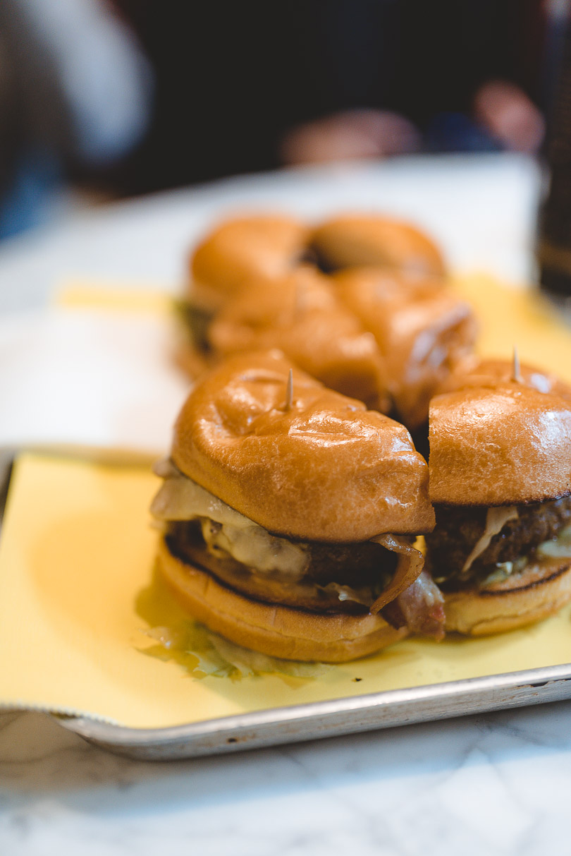 Burgers from Pablos