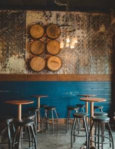 Old Hickory Whiskey Bar in Pensacola, Florida