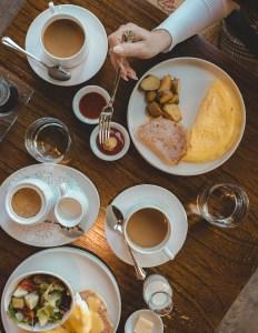 Breakfast at Inn on the Twenty