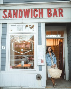 Sandwich Bar by Tide and Vine