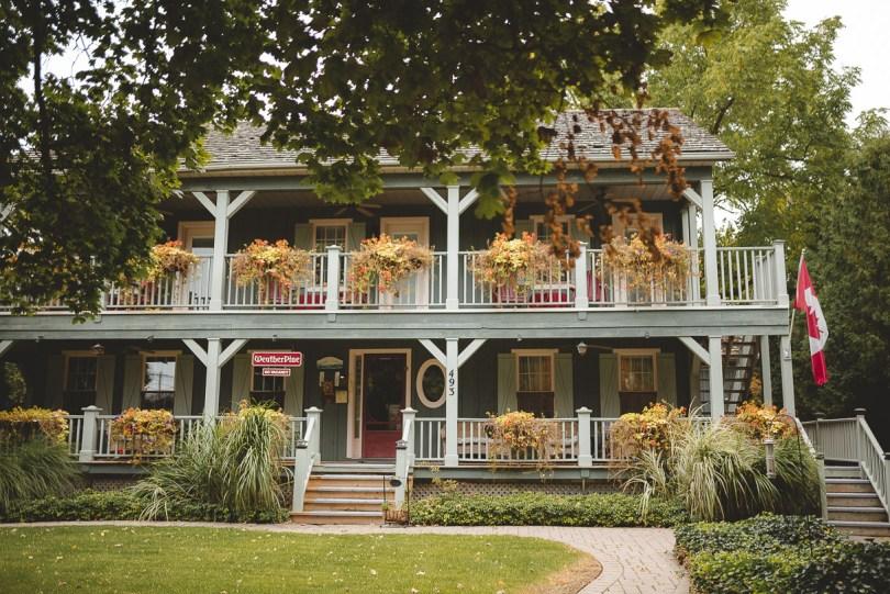 Pretty house Niagara-on-the-Lake