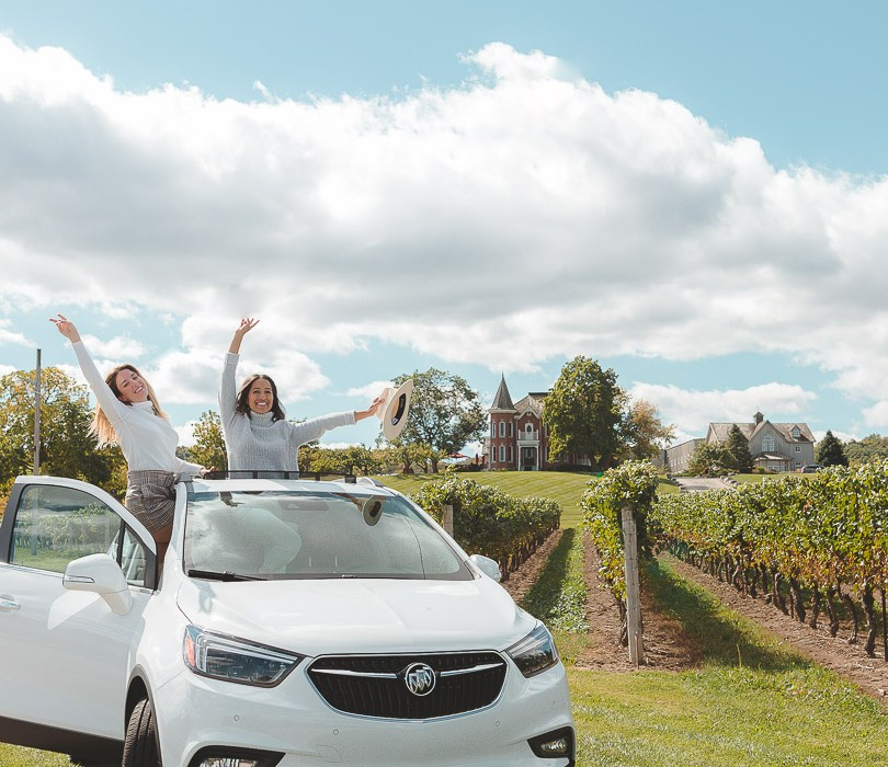 36 Hours in Niagara on the Lake with Buick Encore