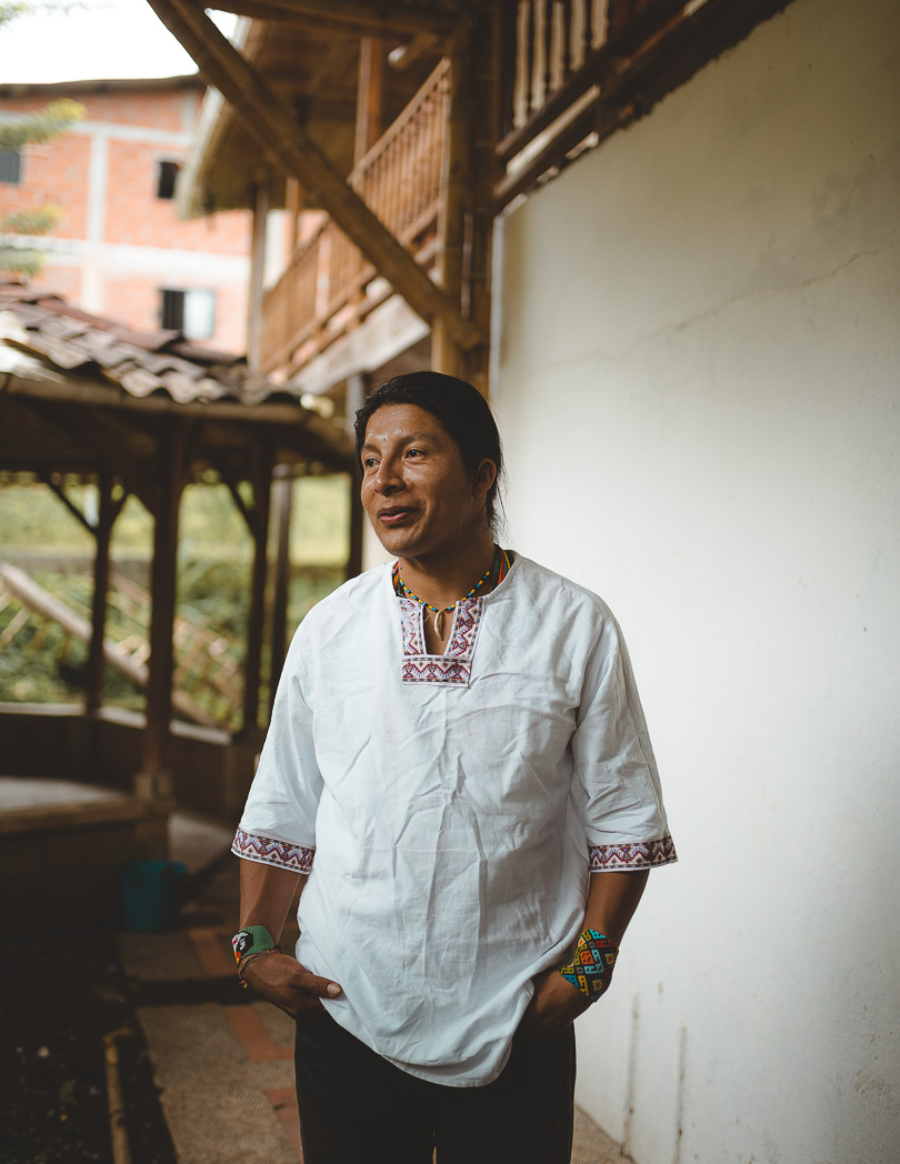 shaman colombia