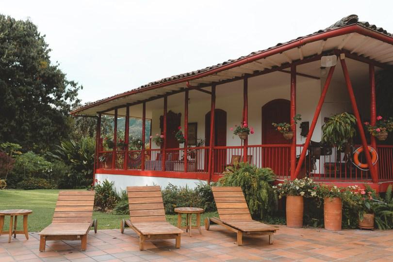 hacienda venecia caldas colombia