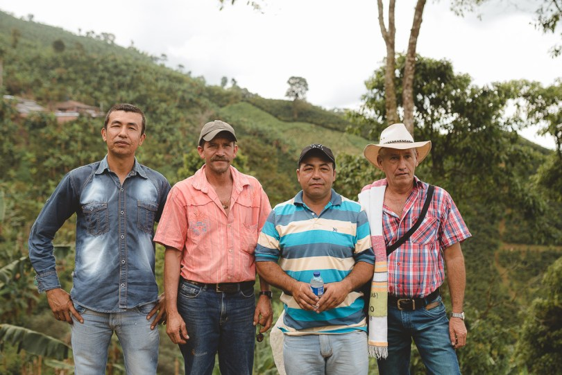 coffee farmers colombia