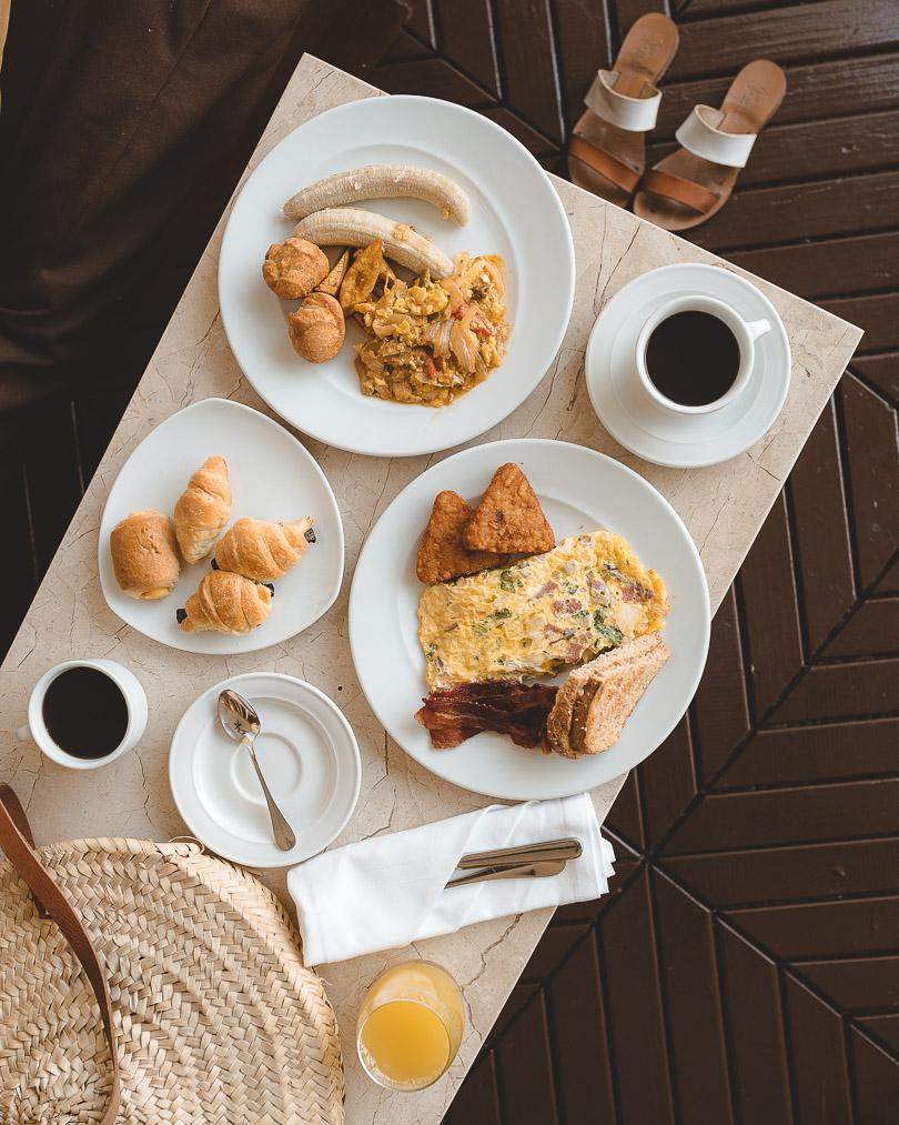 breakfast Iberostar Grand Rose Hall