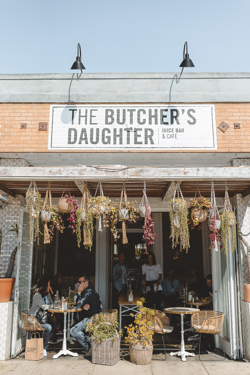 the butcher's daughter venice