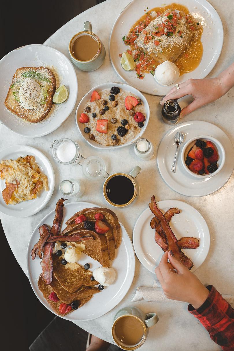 Breakfast at Latitude 105