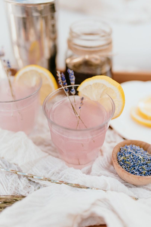 Lavender Aviation Cocktail Recipe