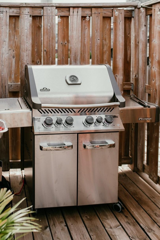 napoleon prestige 500 barbecue