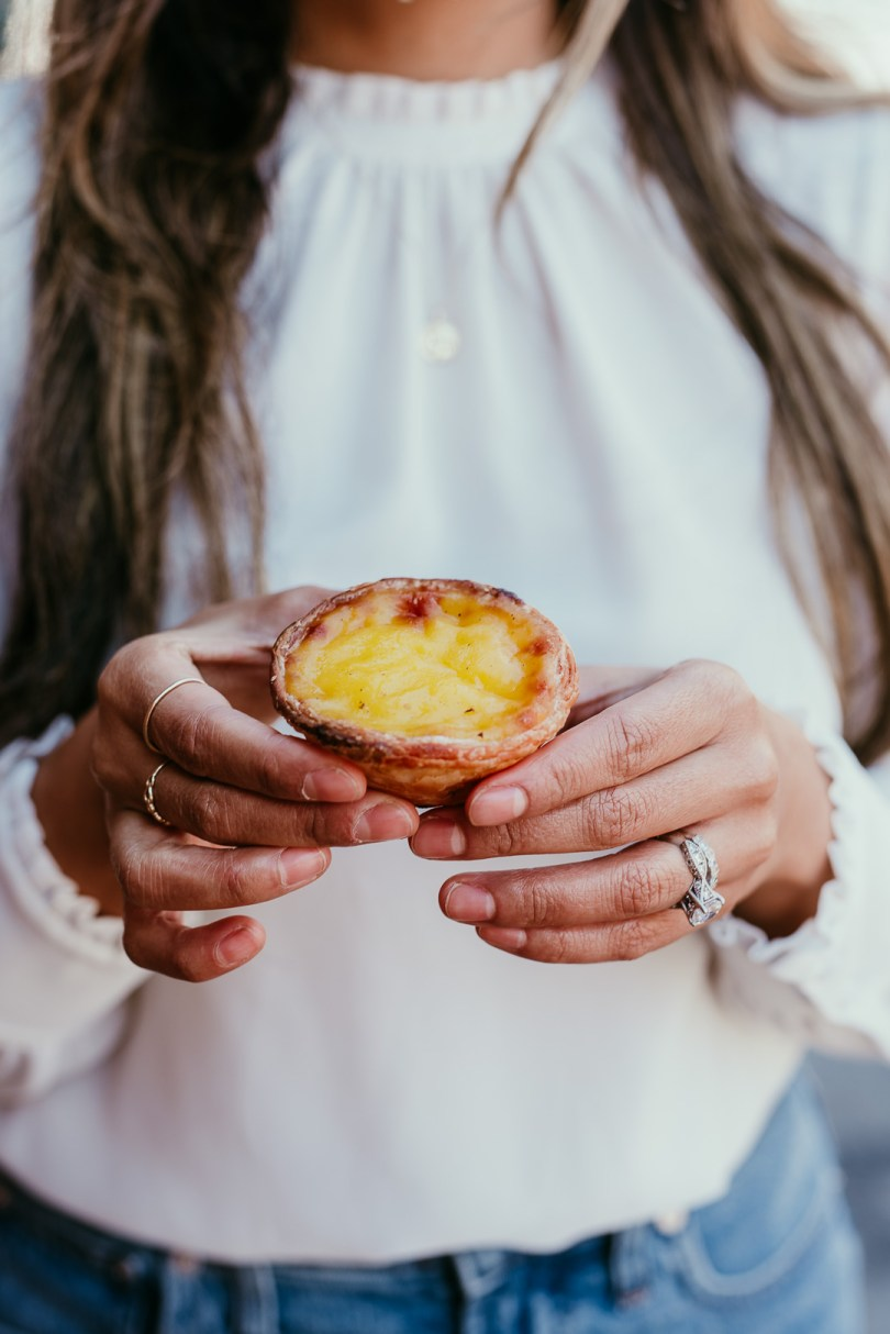 Pasteis de Nata from Churrasco of St. Lawrence