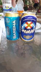 Excellent local beers
