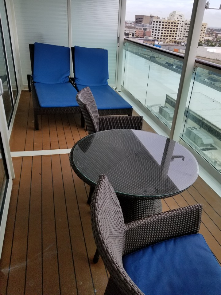 Liberty Of The Seas Grand Suite Dine Drink Travel
