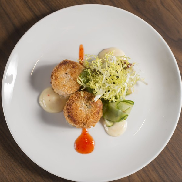 Salmon Fishcakes - Express Menu